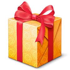 1 подарок