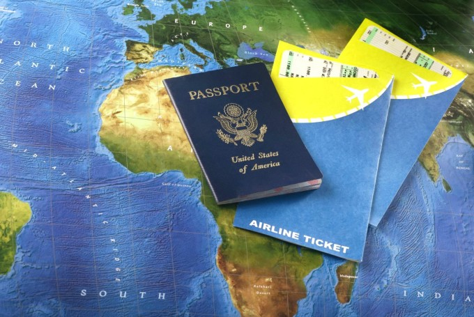 как получить визу и паспорт