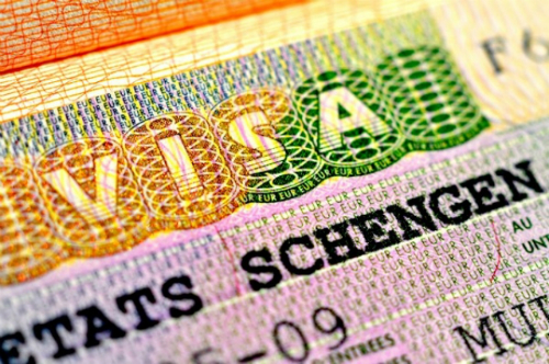 получение визы в украине