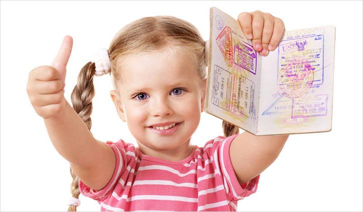 получить визу в сша ребенку