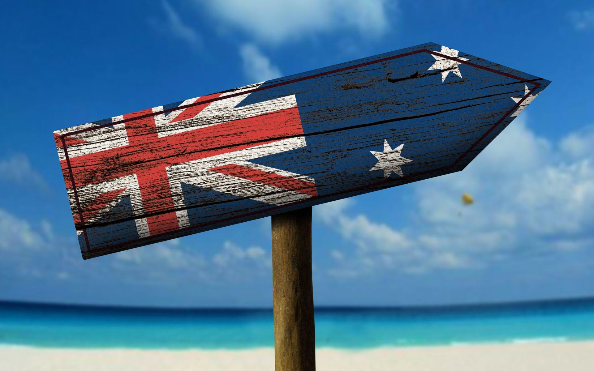 как оформить визу  в австралию