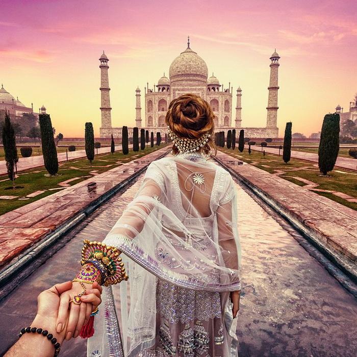 как получить визу  в индию