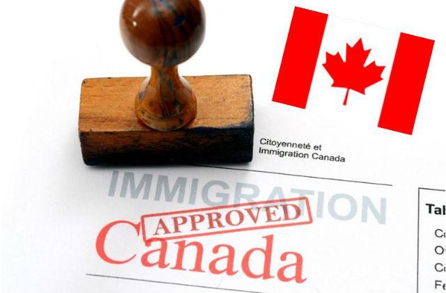 как получить визу  в канаду  из украины