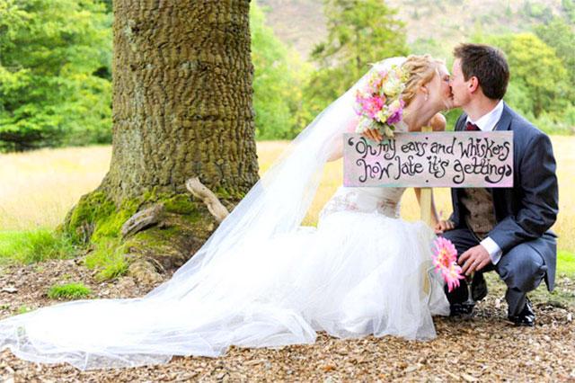 процесс оформления визы невесты