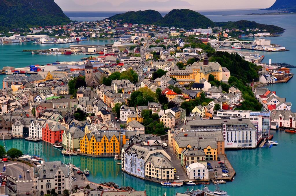 виза в норвегию для украинцев