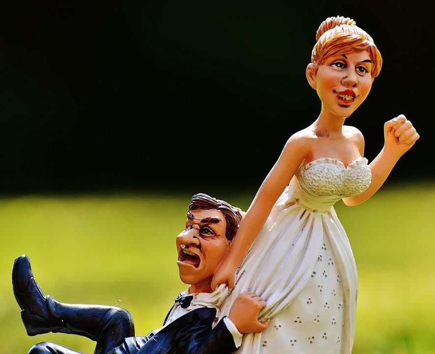 виза жены в германию