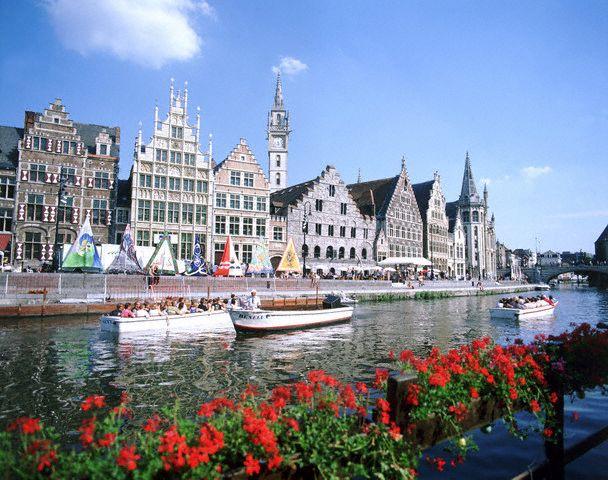 как оформить визу  в бельгию