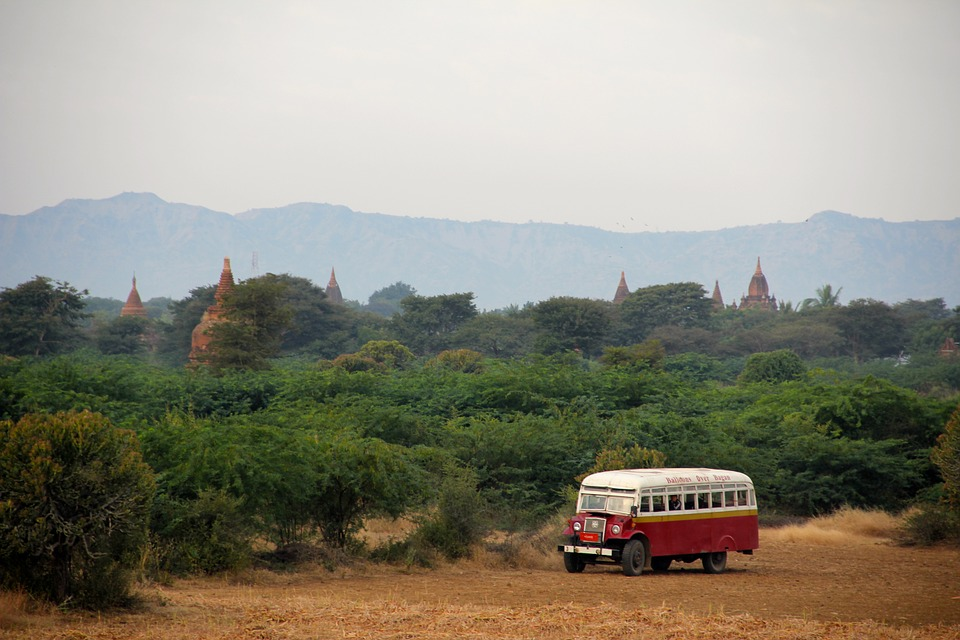 нужна ли виза мьянму