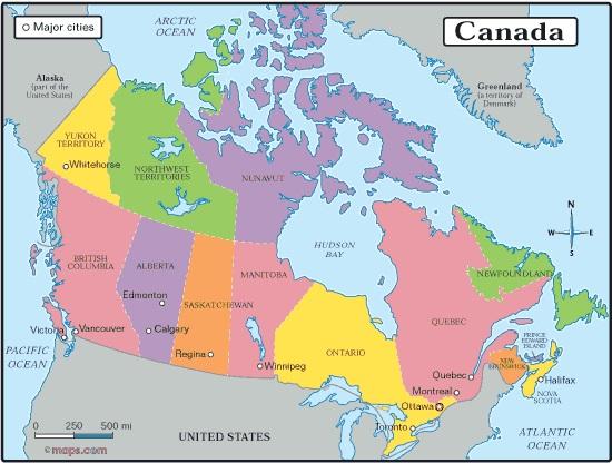 відкрити візу в канаду