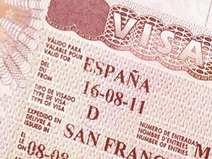 виза в испанию анкета