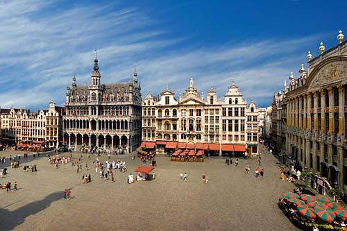 Віза до Бельгії