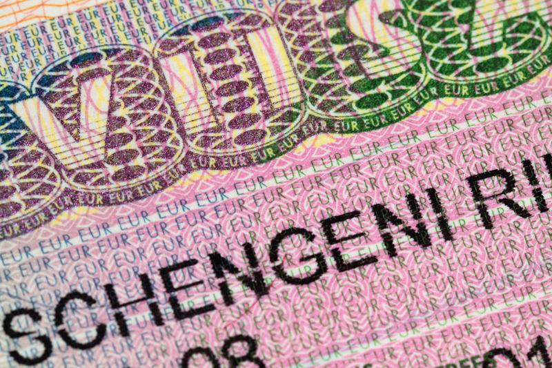 отримання шенгенської візи