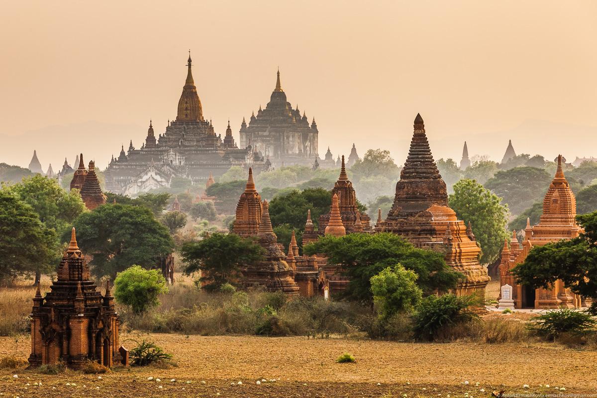 виза в Бирму