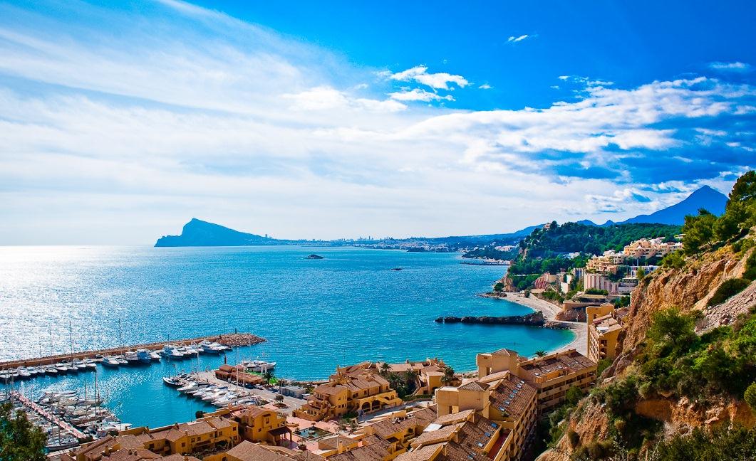оформити шенгенську візу до Іспанії