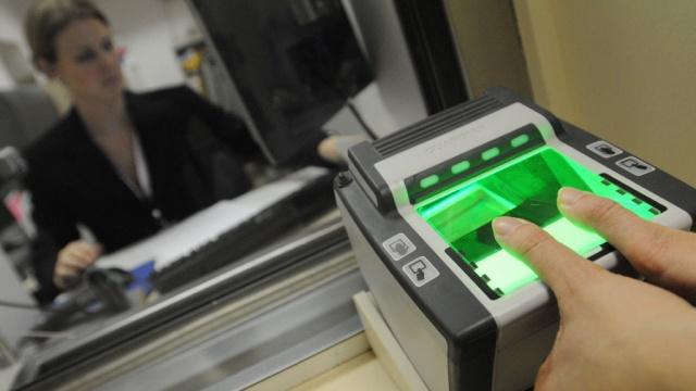 шенгенської візи відбитки пальців