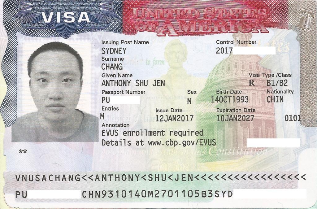 USA visa