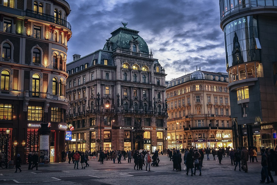 віза в Австрію