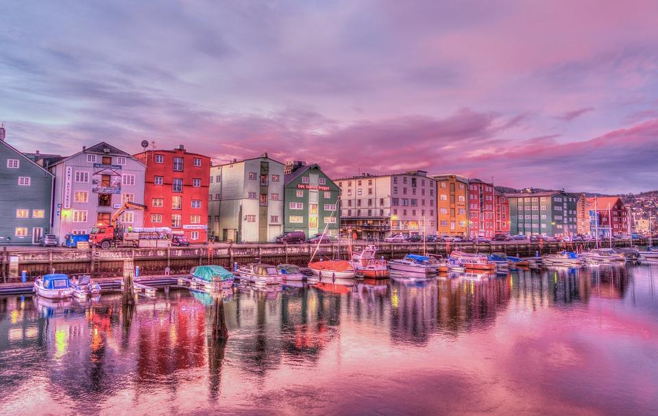 Норвегия виза невесты
