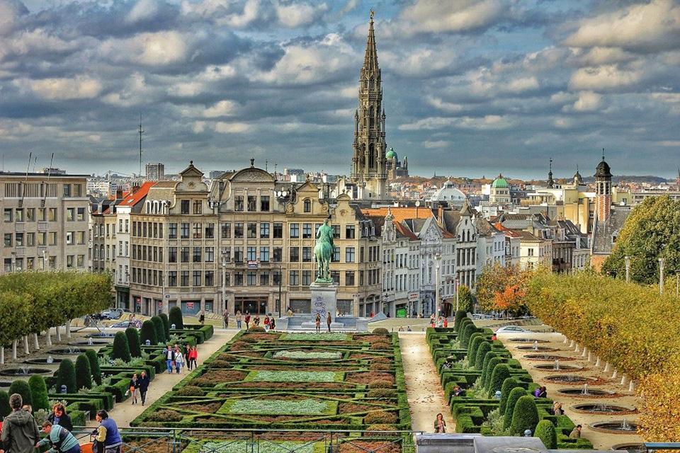 віза в Бельгію