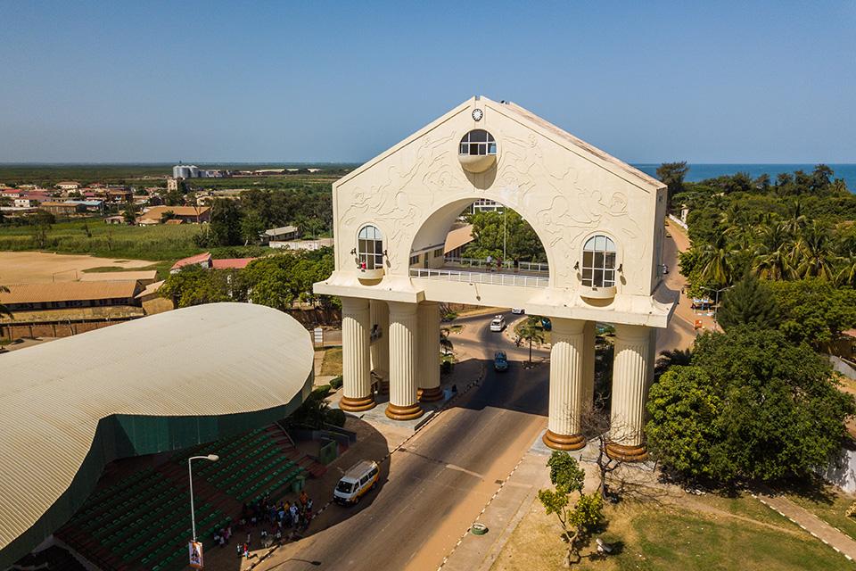 віза до Гамбії