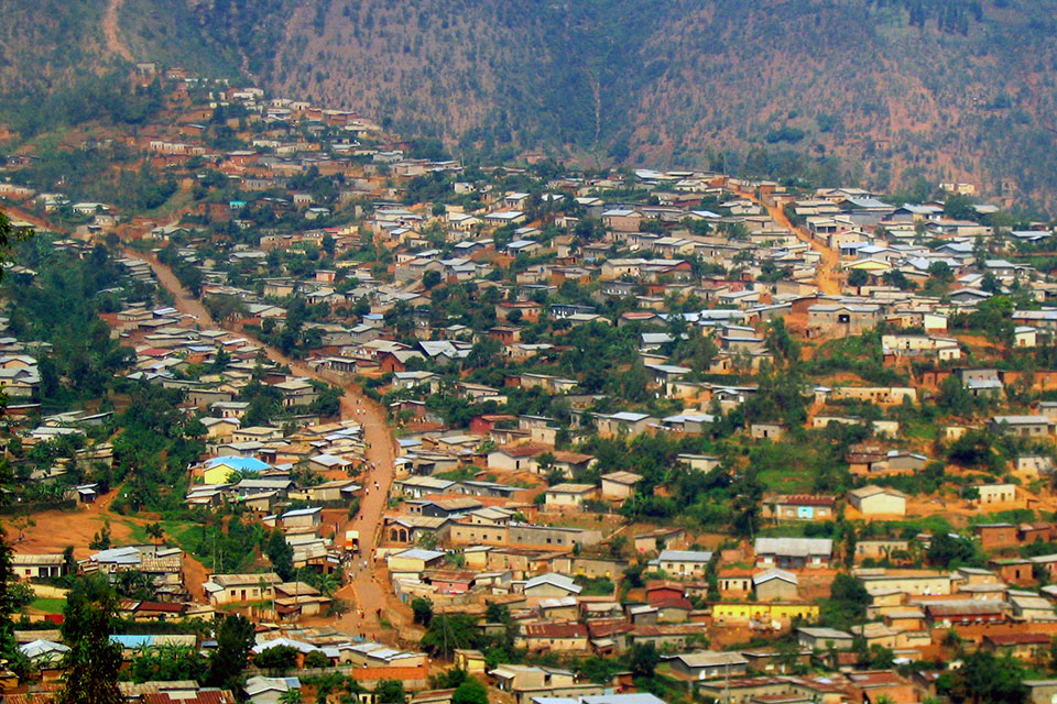віза в Руанду