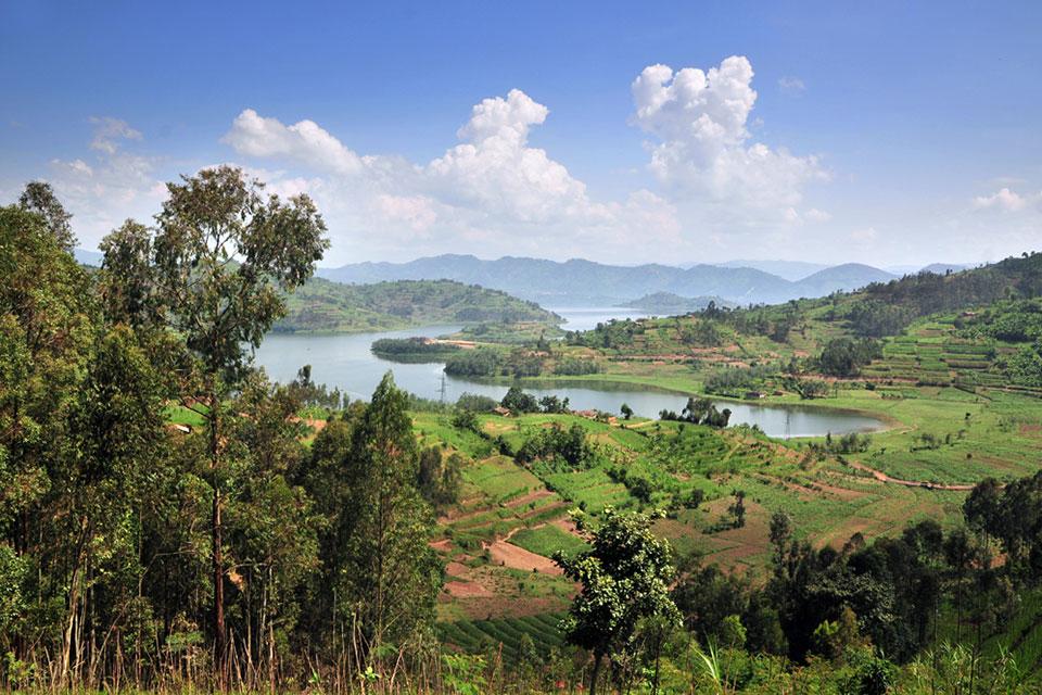 отримання візи в Руанду