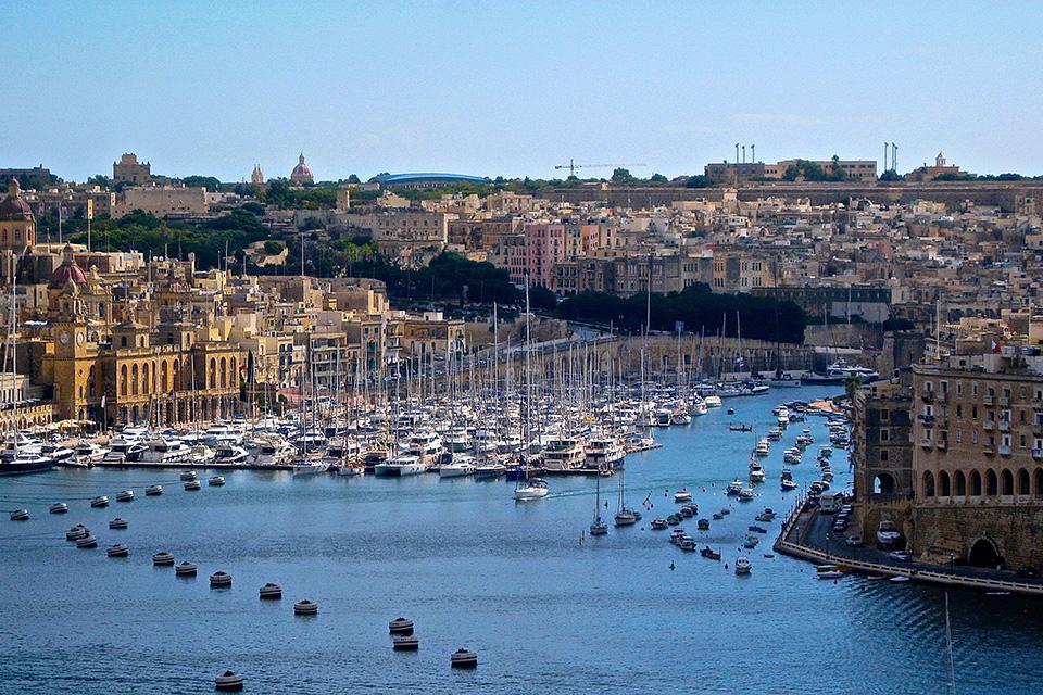 курси англійської на Мальті