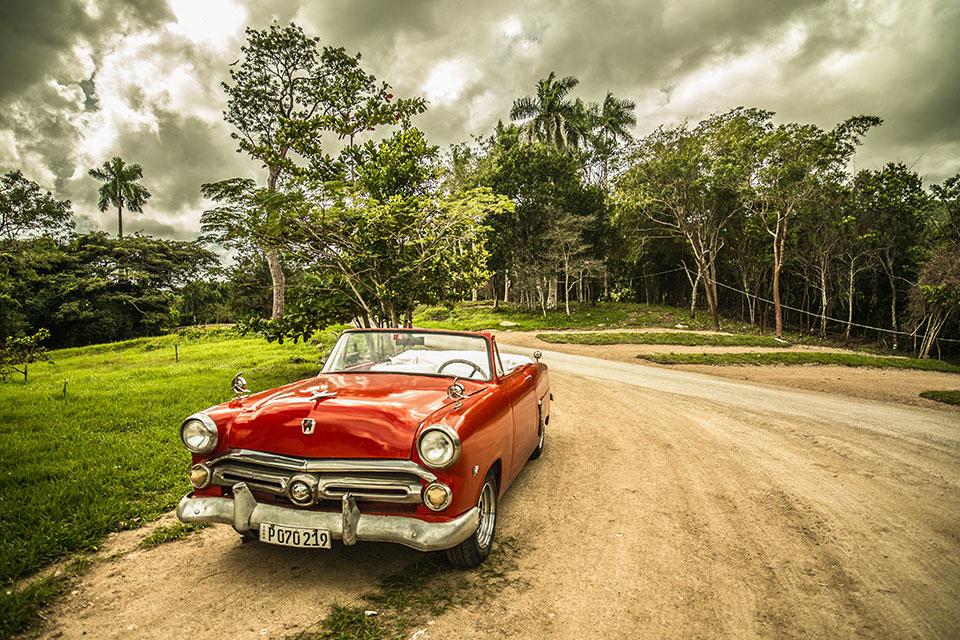 оформлення візи на Кубу