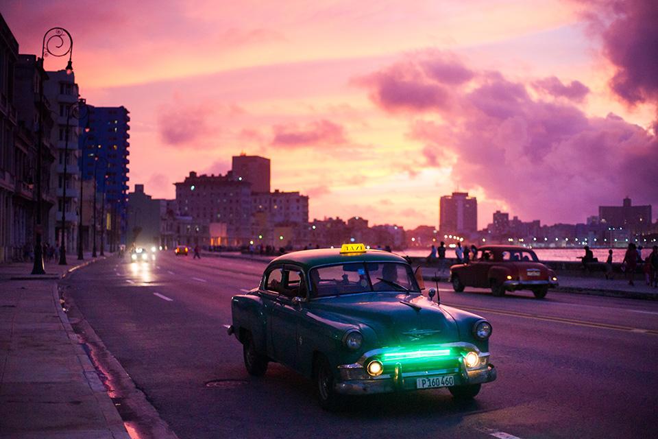 віза на Кубу