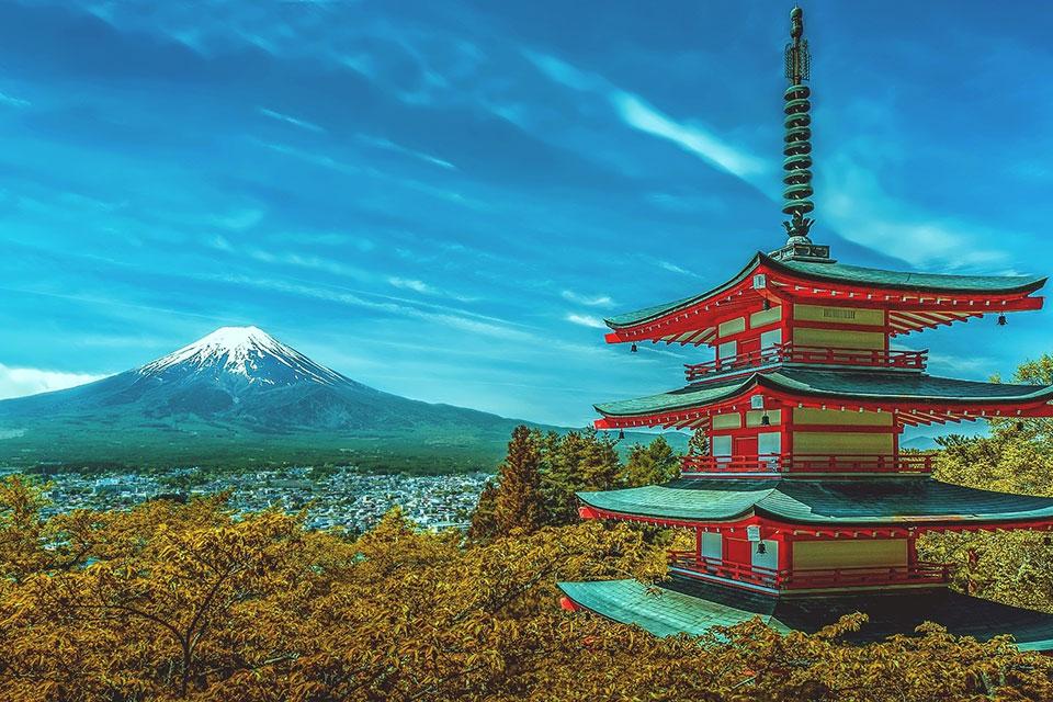 віза в японію