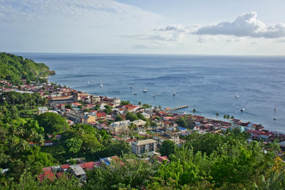 віза на Мартиніку