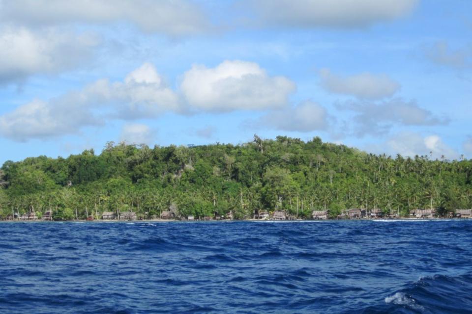 віза в Папуа - Нову Гвінею