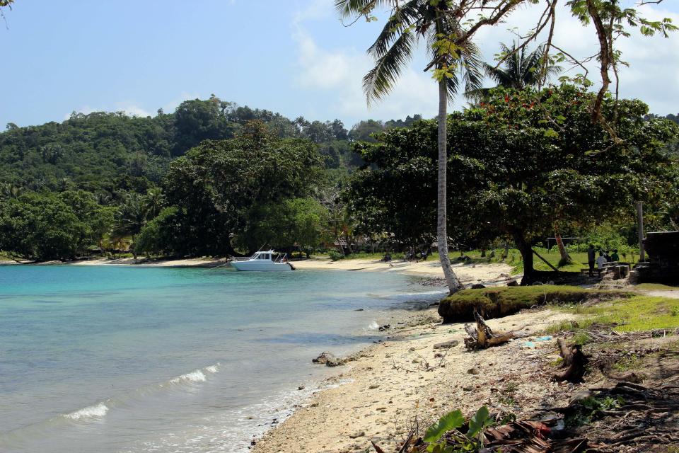 віза на Соломонові острови