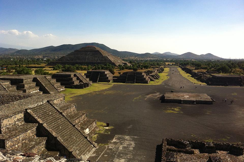 віза в Мексику