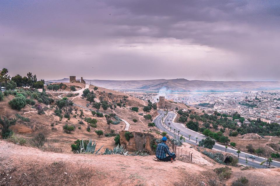 возз'єднання сім'ї в Марокко