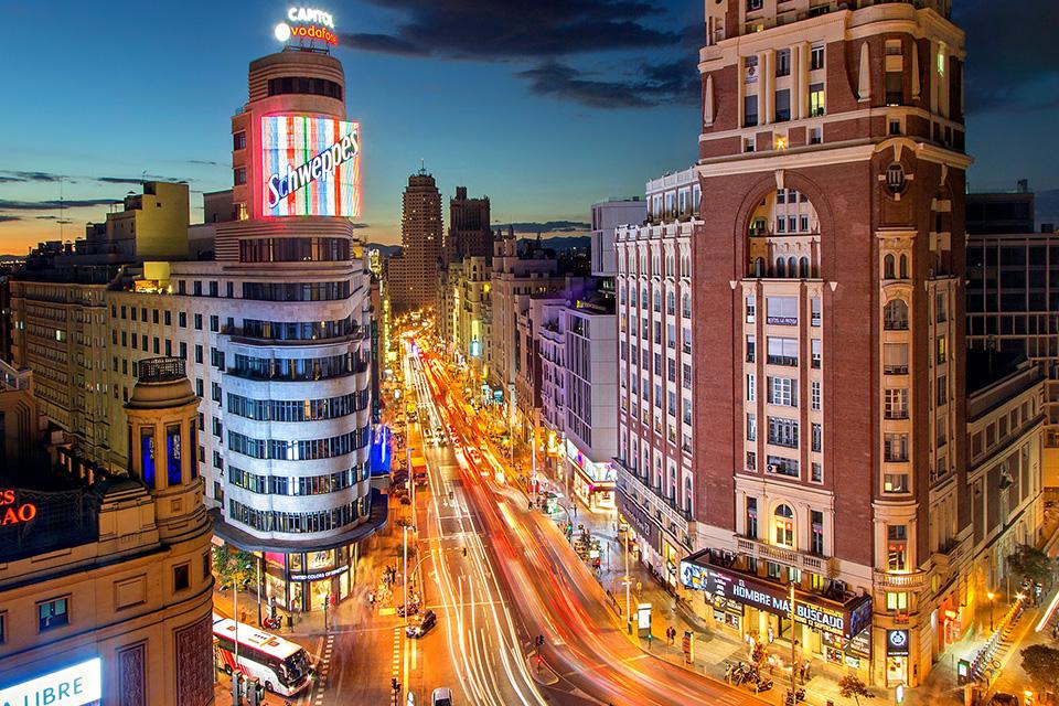 возз'єднання сім'ї в Іспанії