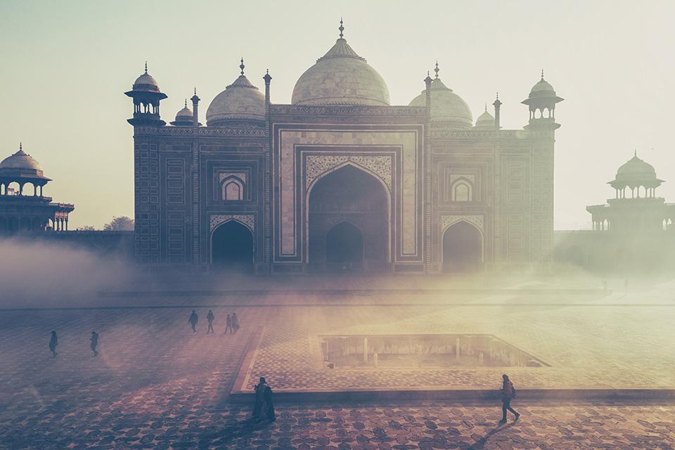віза в Індію