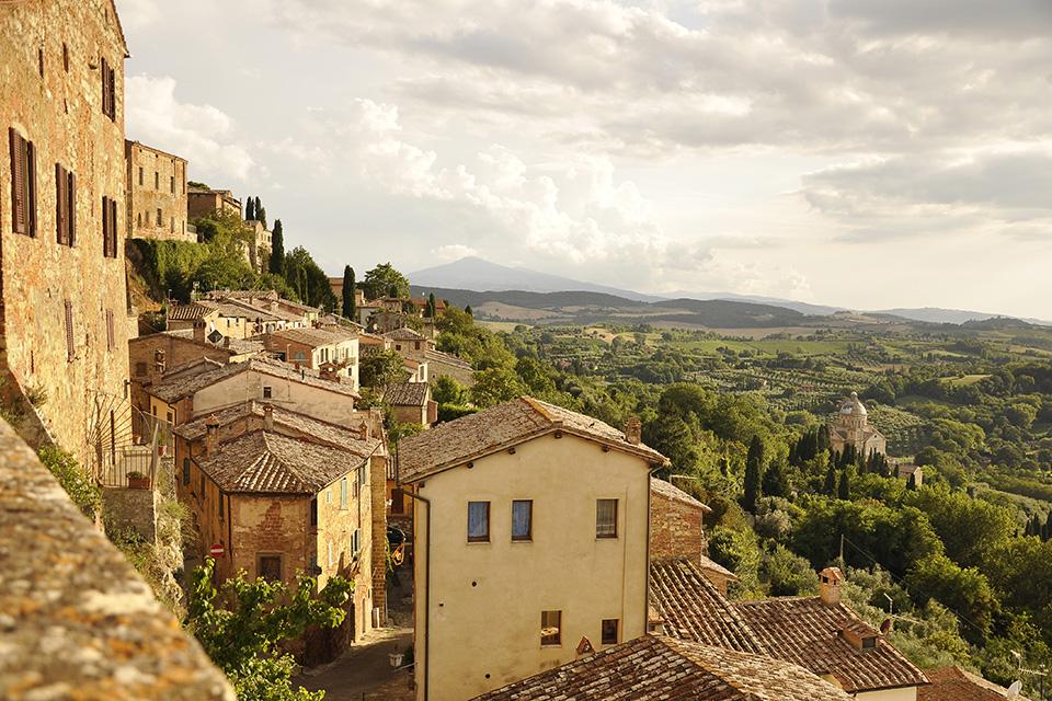 оформити візу в Італію