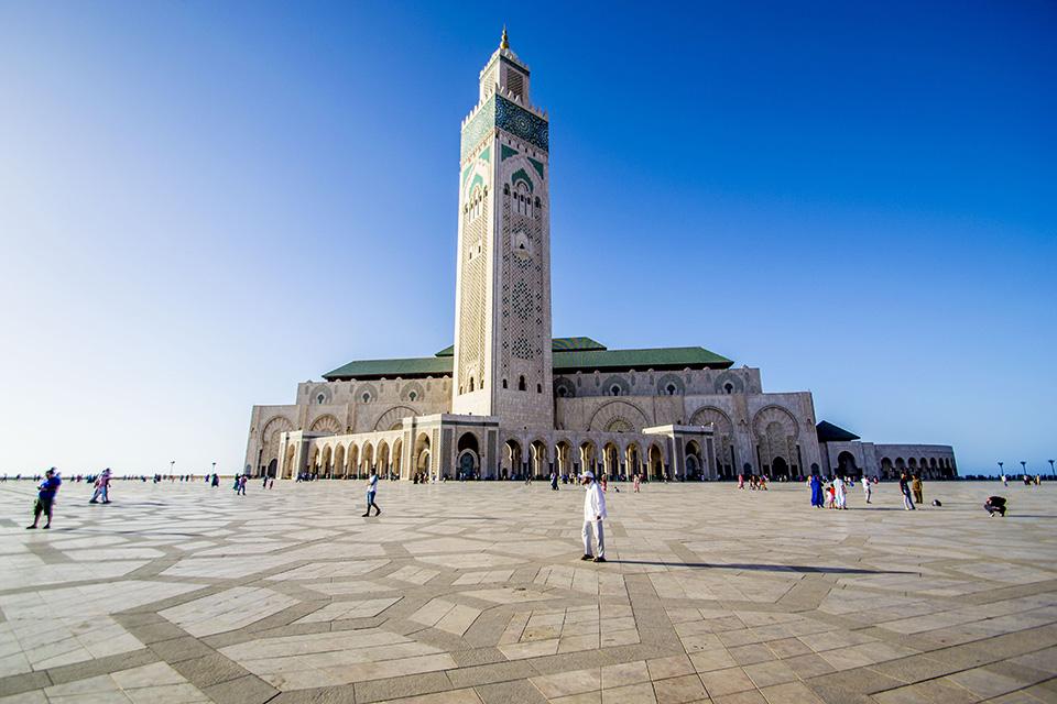 оформлення візи в Марокко