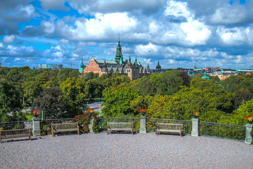 воссоединение семьи в Швеции