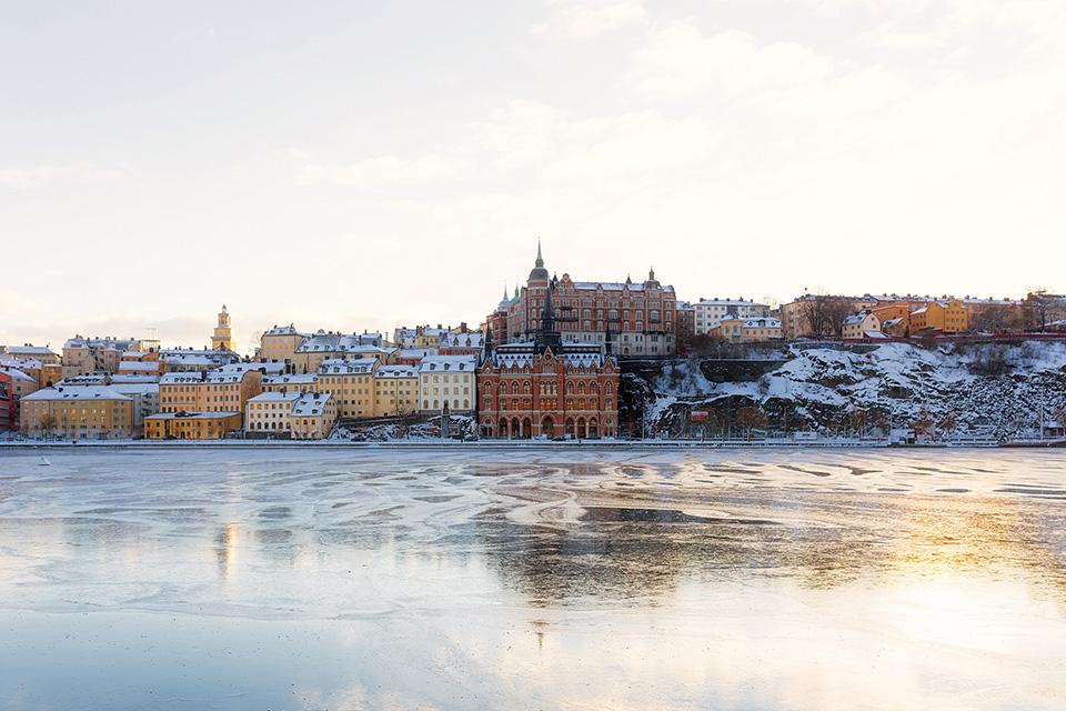 возз'єднання сім'ї в Швеції