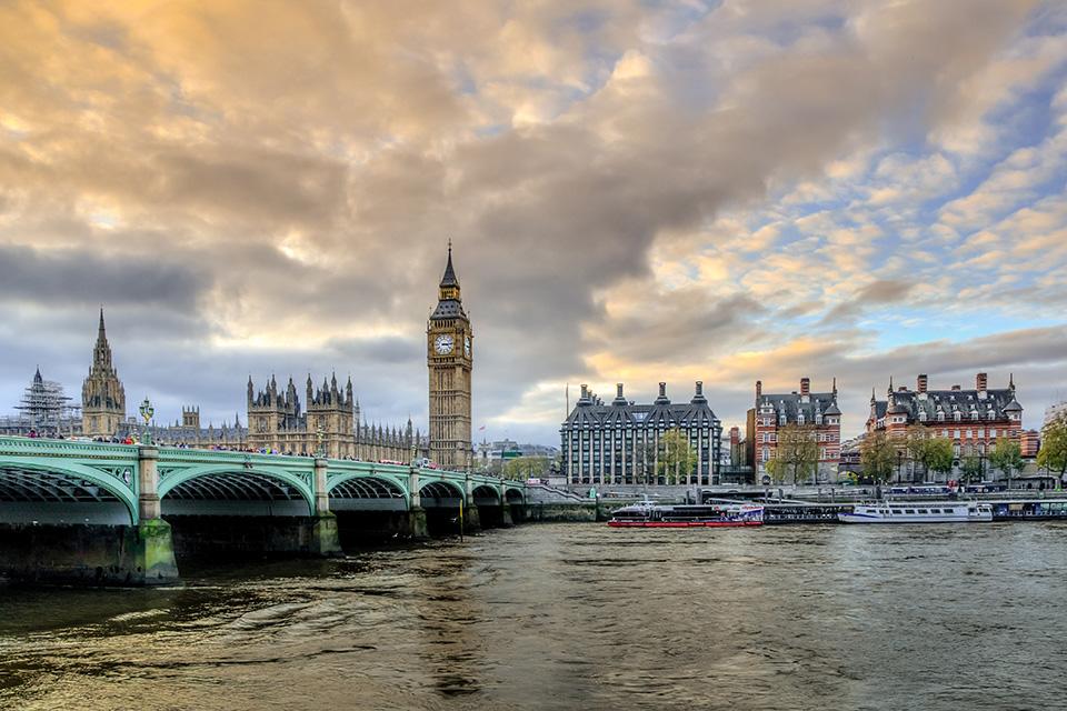віза до Великобританії