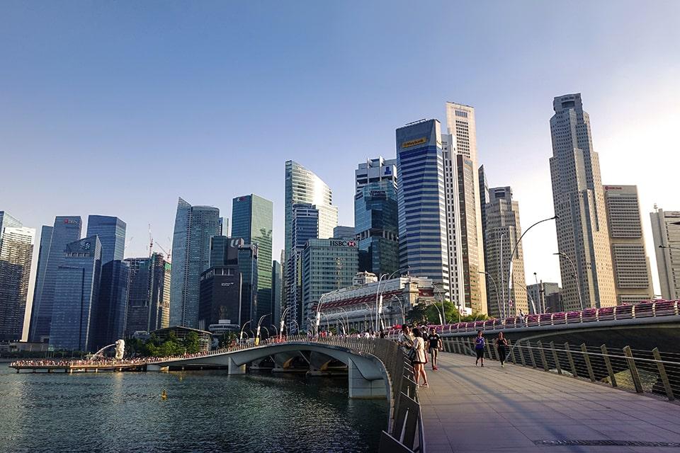 оформлення візи в Сінгапур