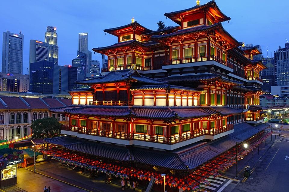 віза до Сінгапуру