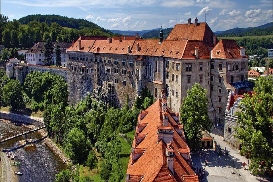 віза для возз'єднання сім'ї в Чехії