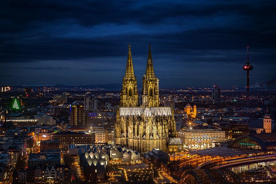 виза на воссоединение семьи в Германии