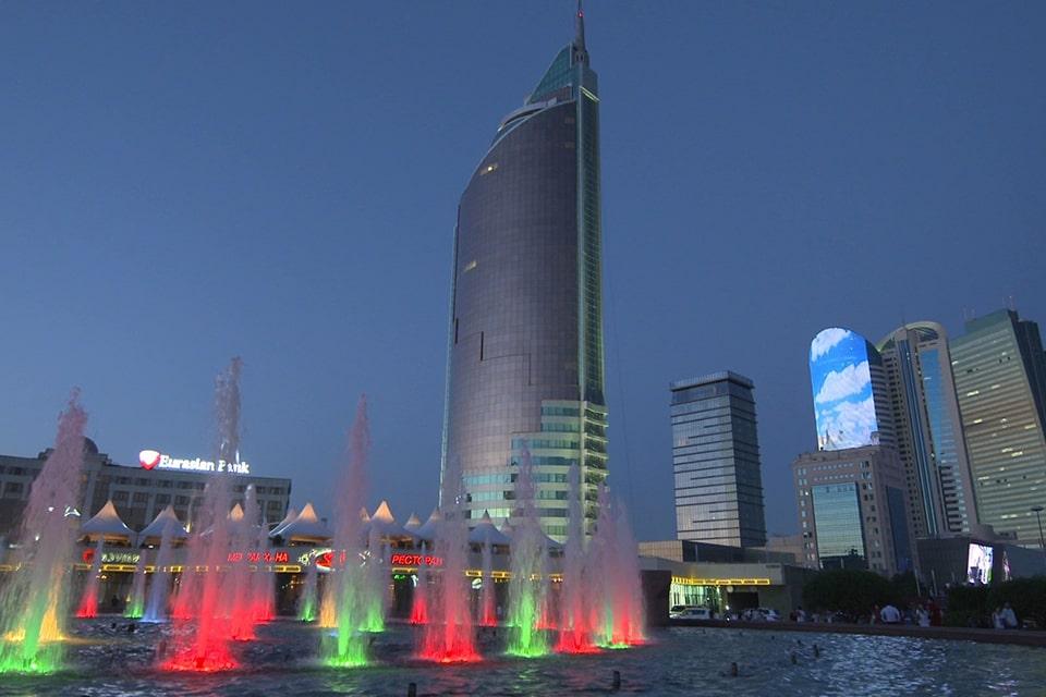 рабочая виза в Казахстан