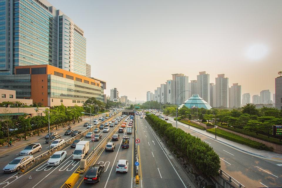 віза в Південну Корею